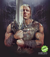 RIVALS : HE-MAN by Sallow