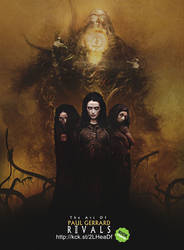 '3 Witches to stop the War ' by Sallow