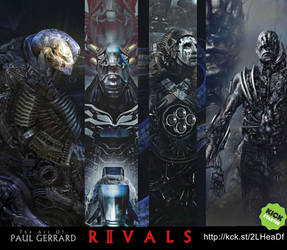 RIVAL : RUSTED WARRIORS by Sallow