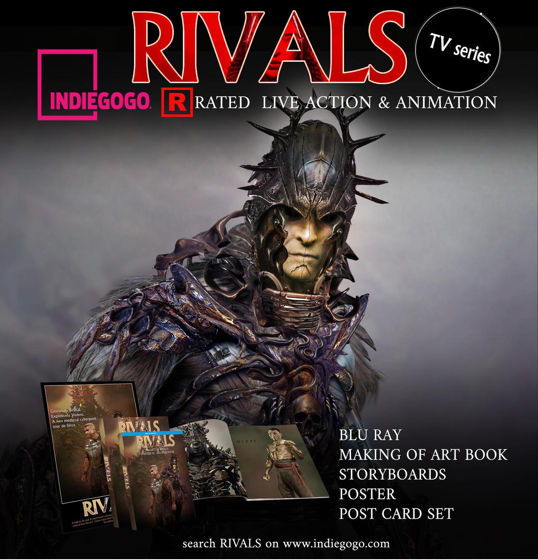 RIVALS : TV SHOW 01