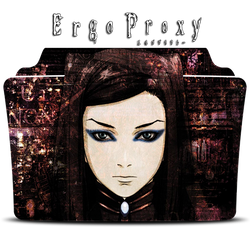 Ergo Proxy Icon Folder