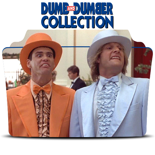 Dumb and Dumber Movie Collection Icon Folder by Mohandor on