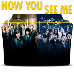 Now You See Me Movie Collection Icon Folder