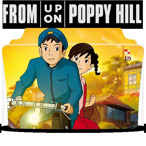 """Képtalálat a következőre: """"From Up On Poppy Hill. ico"""""""