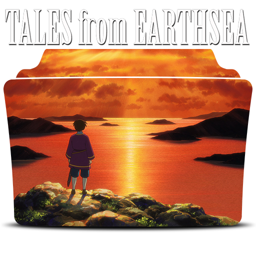 """Képtalálat a következőre: """"Tales from Earthsea ico"""""""
