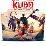 Kubo and the Two Strings Icon Folder