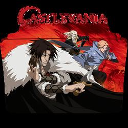 Castlevania Icon Folder by Mohandor
