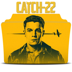 Catch 22 Icon Folder by Mohandor