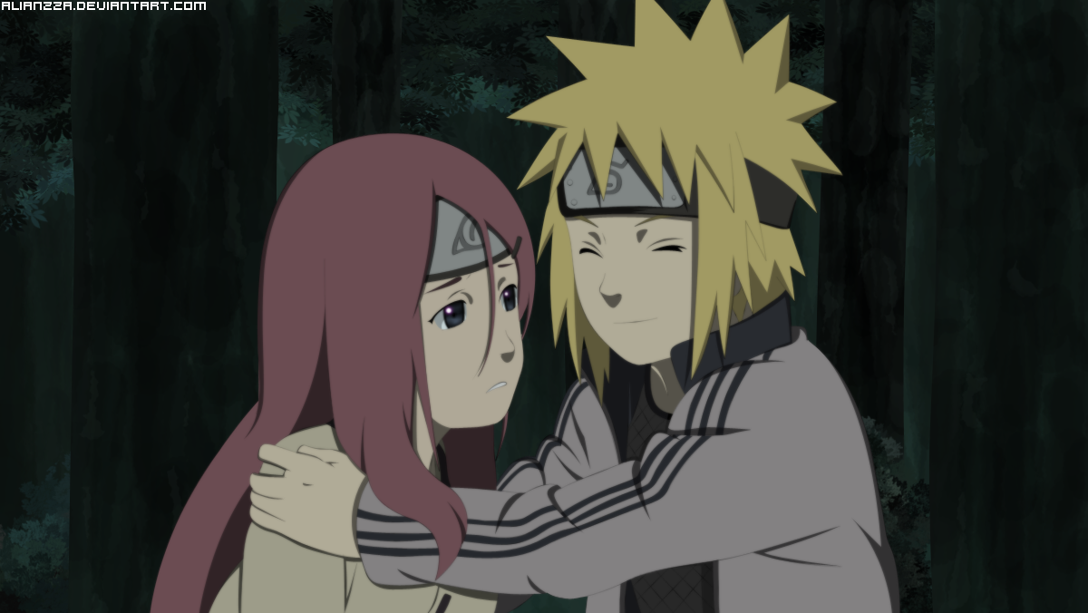 Minato and kushina kids