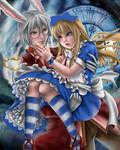 Peter x Alice