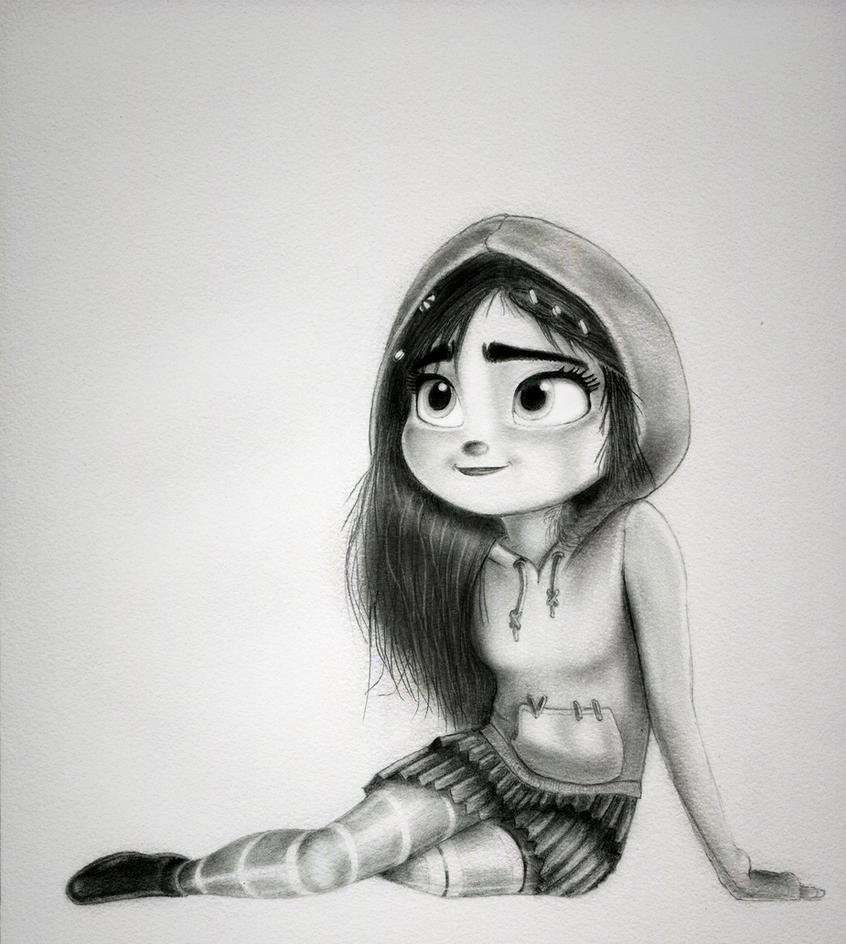Vanellope - The Saltwater Room by artistsncoffeeshops