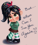 Vanellope - But... When Can See You Again?