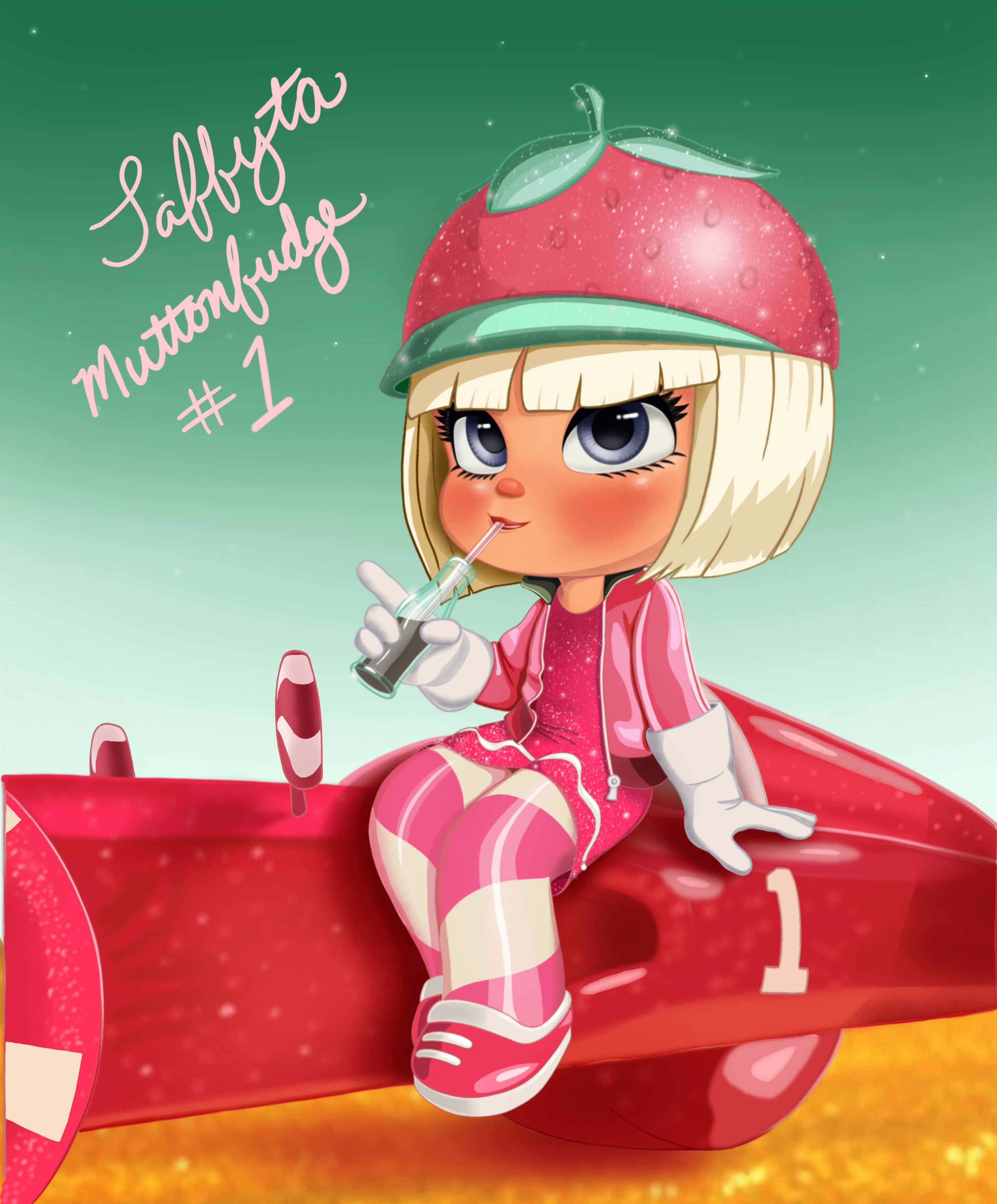 Taffyta Muttonfudge - Who's the Best Racer... Hmm? by ...