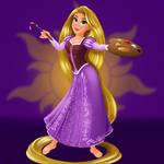 Rapunzel - The Artist
