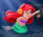 Little Ariel - Forboding Find