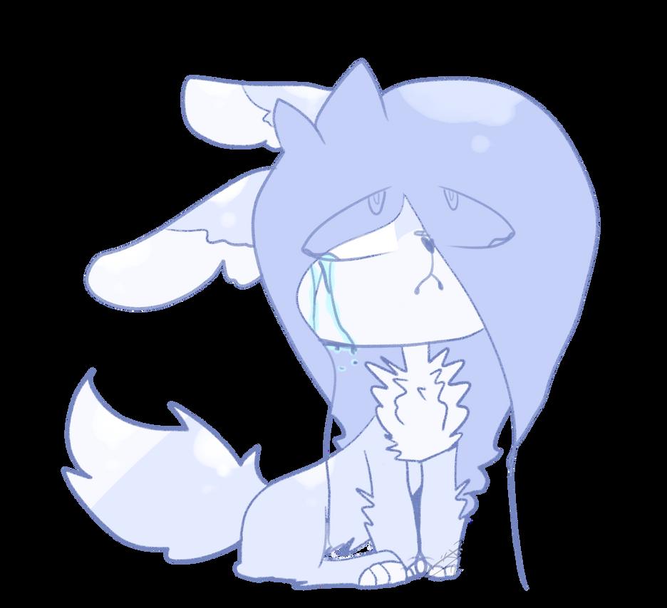 Oc - Its Ok To Cry by Diamondthegreatpapyr