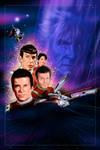 Star Trek II: The Wrath of Khan fan poster