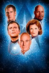 Star Trek: The Captains