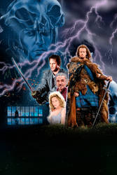 Highlander alternative fan poster