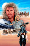 Mad Max Beyond Thunderdome alternative fan poster