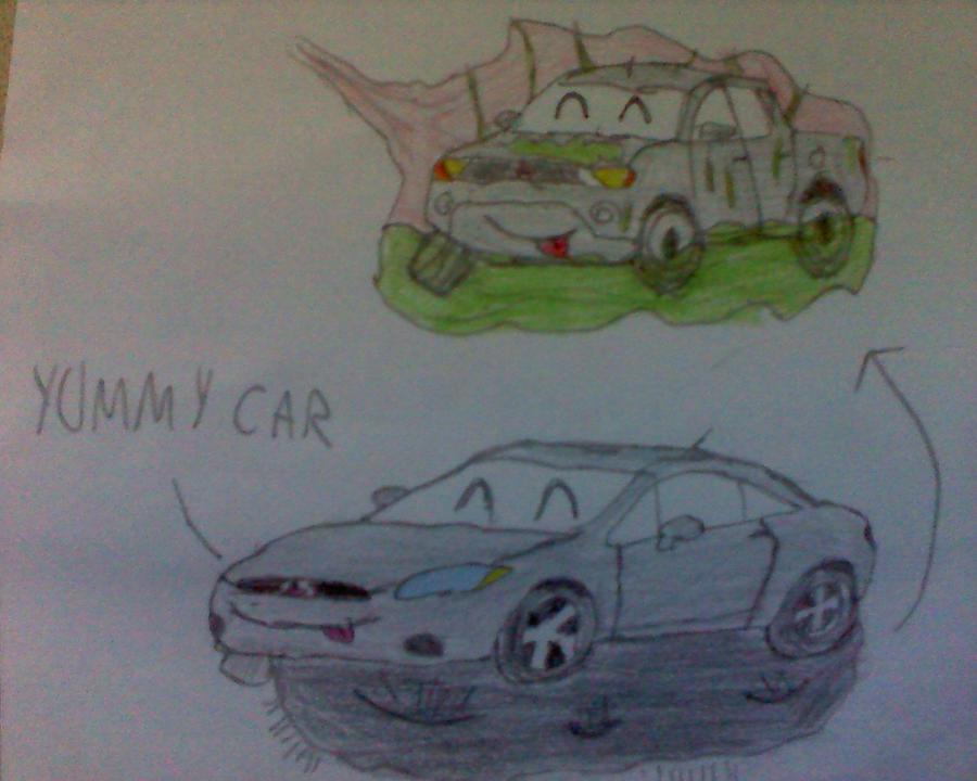 Car Vore By Dragonsurfer On Deviantart
