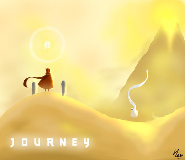 Let's Play Our Journey by selamatnesi