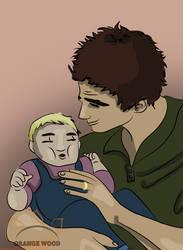Baby Boy by alexrovv