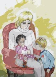 With Kids by alexrovv