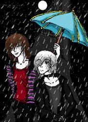 rainy nights by xxKorosu-chanxx