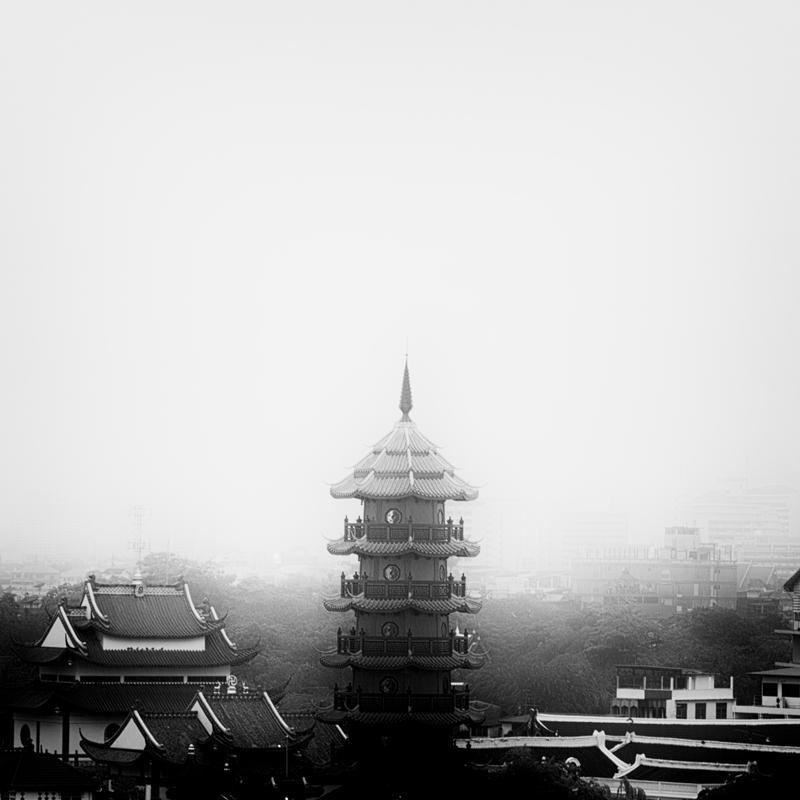 Chee Chin Khor Pagoda by Rawangtak