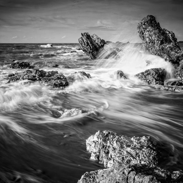 Sea Breath No.6 by Rawangtak