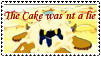 The cake wasnt a lie by Yusuna-chan