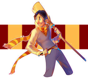 Thomas in Gryffindor