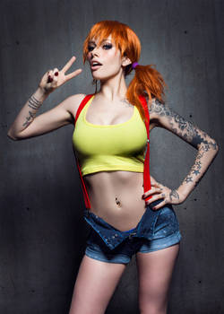 Misty :: Pokemon