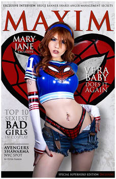 MAXIM Mary Jane