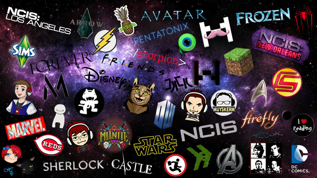 CrazySkySkys Laptop Fandom Wallpaper By BlackCatRemmy