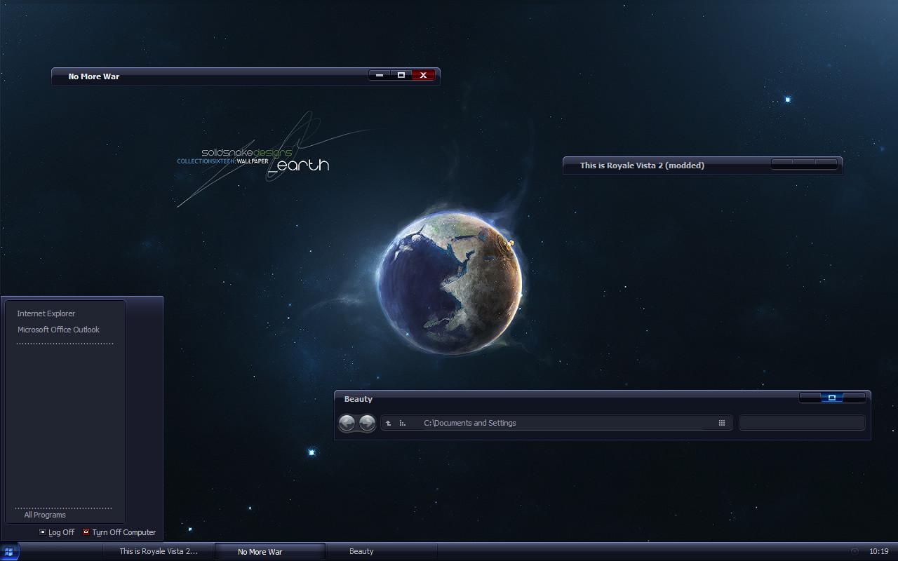 Royale Vista II desktop mod