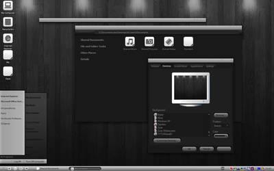 Abcisse desktop by tytung