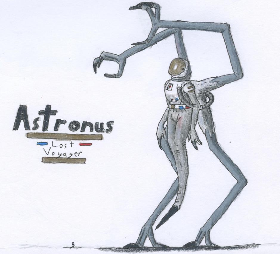 Astronus by TheHiddenElephant