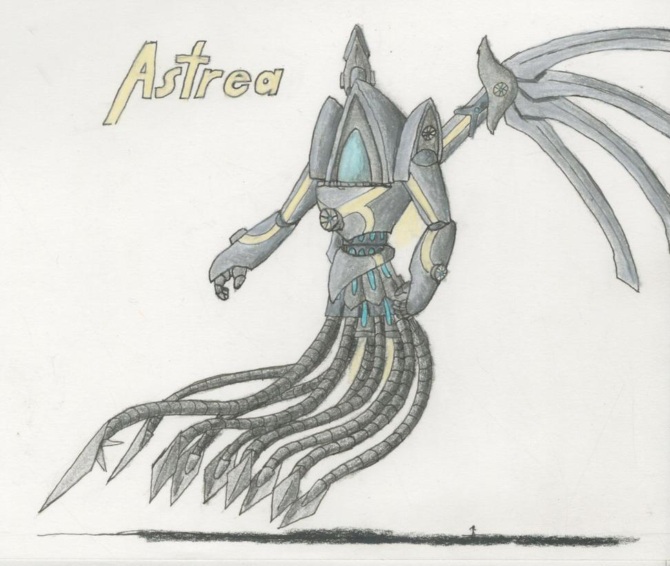 Astrea - Mildly Newer Appearance by TheHiddenElephant