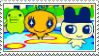 Tamagotchi stamp