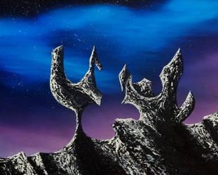 Alpha Centauri Radiance by NathanHolly