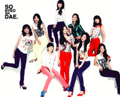 Girls' Generation by XtinaLyka