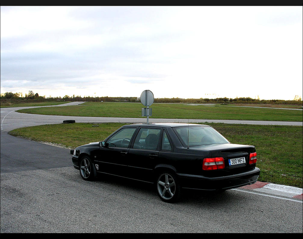 Volvo S70R OpenTrack by DjEndLesS on DeviantArt