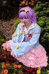 Satori Komeiji - Touhou project cosplay