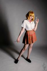 Midorikawa Hana - Prison School cosplay