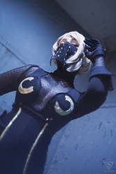 Operator 21O cosplay - from Nier: Automata