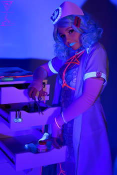 Nurse Mika - OC