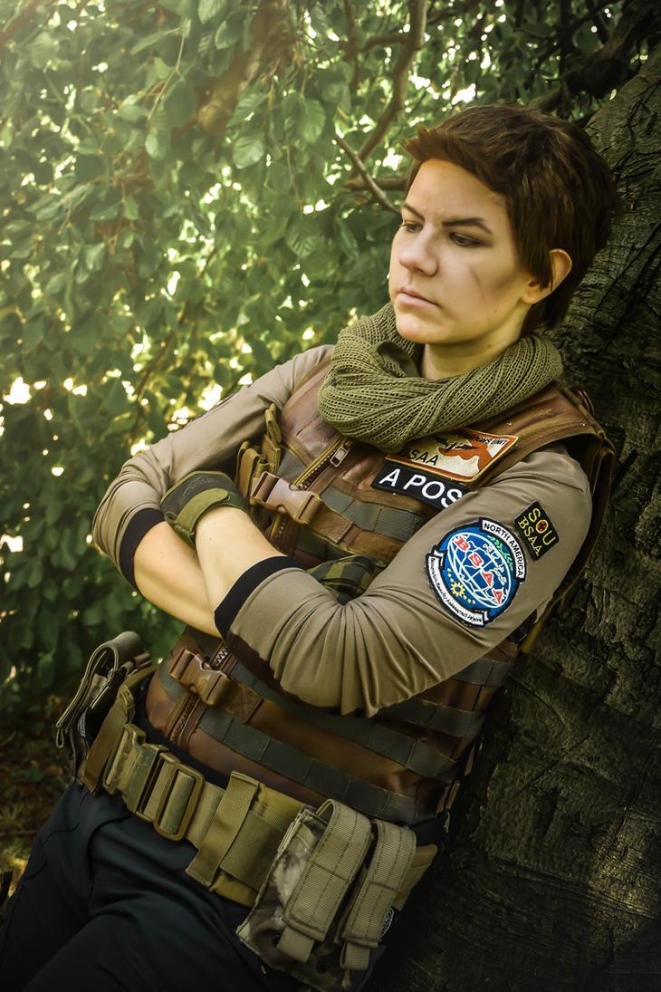 Piers Nivans Cosplay (Resident Evil 6) by JuubeiChan