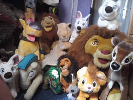 plush collection by Poofily